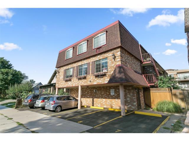 36 N Emerson Street #103, Denver, CO 80218 (MLS #4882040) :: 8z Real Estate