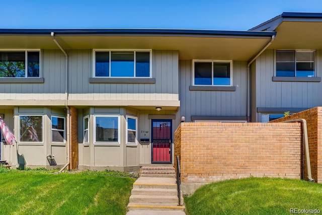 3540 S Hillcrest Drive #4, Denver, CO 80237 (#4882116) :: Compass Colorado Realty