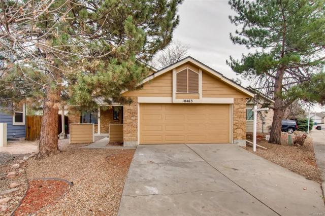 10463 W 84th Place, Arvada, CO 80005 (#4882135) :: House Hunters Colorado