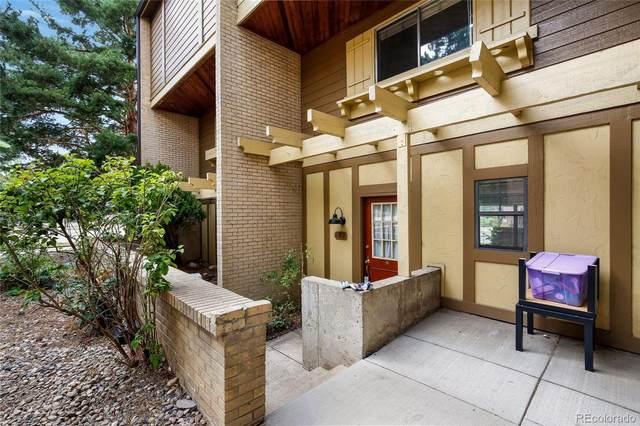 3000 Colorado Avenue 102A, Boulder, CO 80303 (#4882396) :: The DeGrood Team