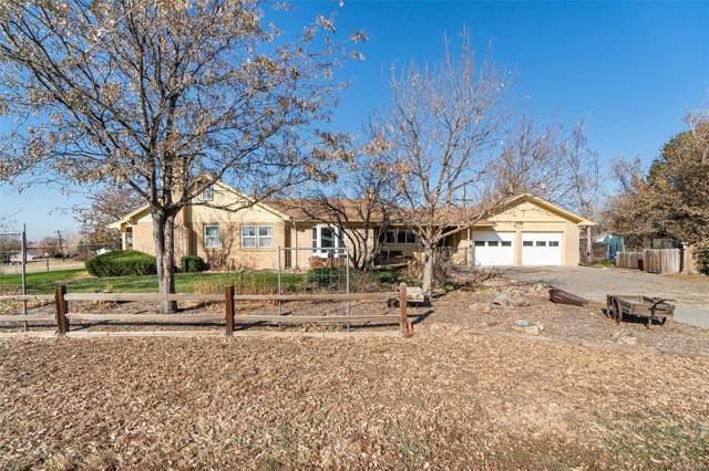 14625 E 21st Avenue, Aurora, CO 80011 (#4882509) :: The Griffith Home Team