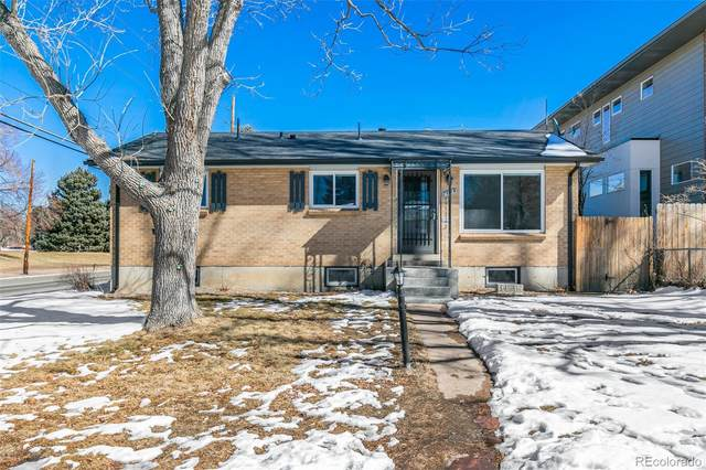 2500 S Pennsylvania Street, Denver, CO 80210 (MLS #4882646) :: Bliss Realty Group