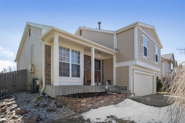 11334 W 102nd Place, Westminster, CO 80021 (#4882697) :: House Hunters Colorado