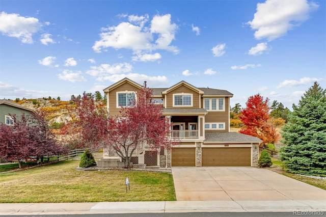 7217 Red Mesa Court, Littleton, CO 80125 (#4882828) :: The HomeSmiths Team - Keller Williams