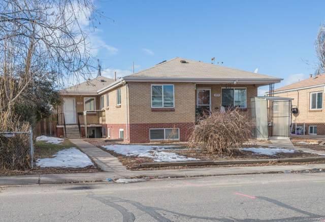 1769 Clinton Street, Aurora, CO 80010 (#4882896) :: The Dixon Group
