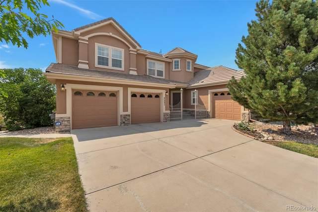 3531 Running Deer Drive, Castle Rock, CO 80109 (MLS #4882917) :: 8z Real Estate