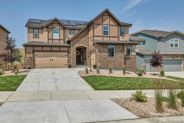 17709 W 95th Place, Arvada, CO 80007 (#4882965) :: Finch & Gable Real Estate Co.