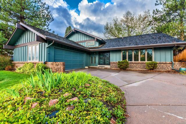6455 S Niagara Court, Centennial, CO 80111 (#4883054) :: The Pete Cook Home Group