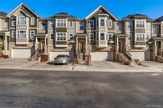 3680 S Beeler Street #4, Denver, CO 80237 (#4883261) :: Bring Home Denver with Keller Williams Downtown Realty LLC
