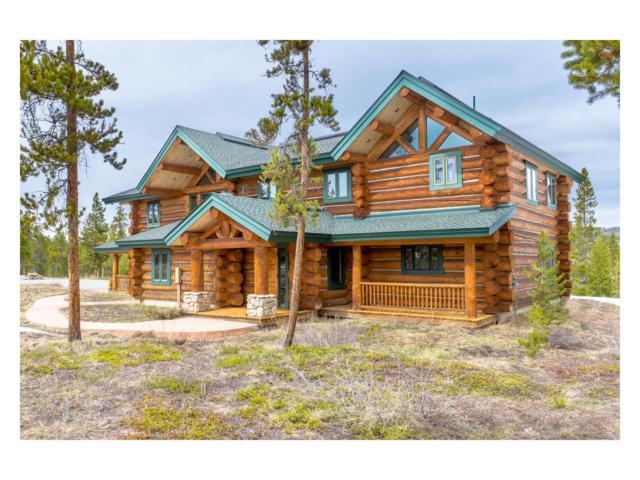 18 Ridge Court, Tabernash, CO 80478 (MLS #4883390) :: 8z Real Estate