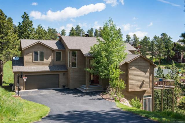 3172 Gold Yarrow Lane, Evergreen, CO 80439 (#4883593) :: Berkshire Hathaway Elevated Living Real Estate