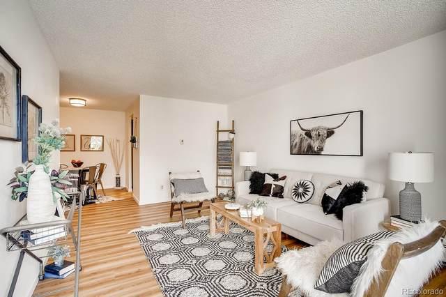 1150 Golden Circle #401, Golden, CO 80401 (MLS #4883829) :: 8z Real Estate