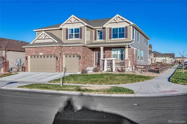 13072 Norway Maple Street, Parker, CO 80134 (#4883850) :: Peak Properties Group