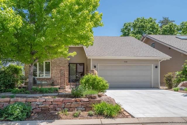 7138 Cedarwood Circle, Boulder, CO 80301 (MLS #4883878) :: The Sam Biller Home Team