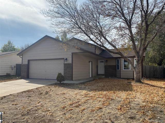 2241 Ash Avenue, Greeley, CO 80631 (#4884051) :: The Scott Futa Home Team