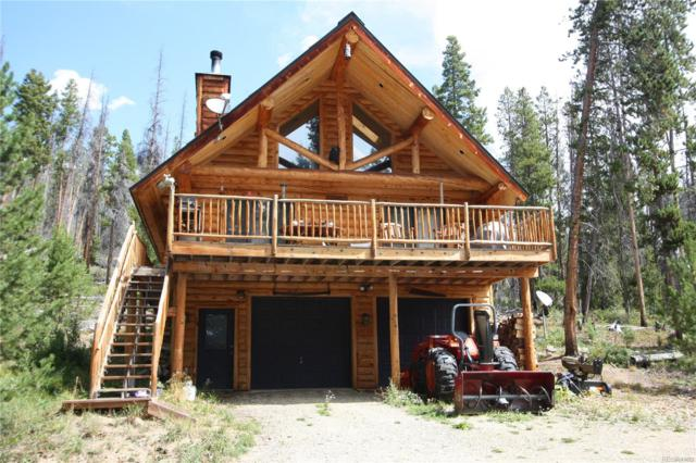 5392 County Road 84, Tabernash, CO 80478 (#4884112) :: Structure CO Group