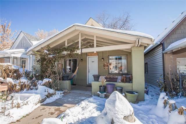 3838 Lipan Street, Denver, CO 80211 (#4884343) :: The Heyl Group at Keller Williams