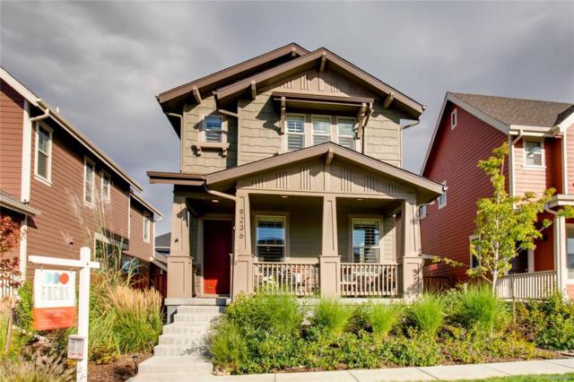 9236 E 52nd Drive, Denver, CO 80238 (#4884364) :: Ben Kinney Real Estate Team