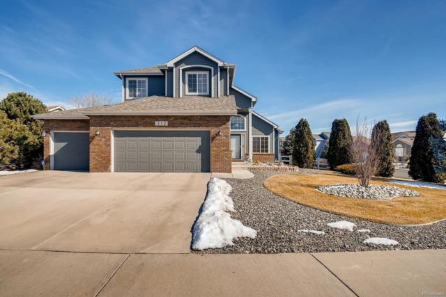 312 Mountain View Avenue, Fort Lupton, CO 80621 (#4885267) :: The Heyl Group at Keller Williams