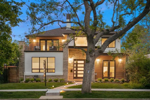 2320 S Cook Street, Denver, CO 80210 (#4885329) :: Bring Home Denver with Keller Williams Downtown Realty LLC