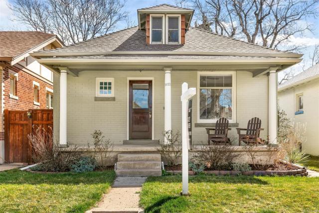 1412 S Grant Street, Denver, CO 80210 (#4885853) :: Compass Colorado Realty