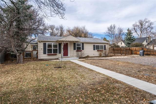2425 Reed Street, Lakewood, CO 80214 (#4886345) :: The DeGrood Team