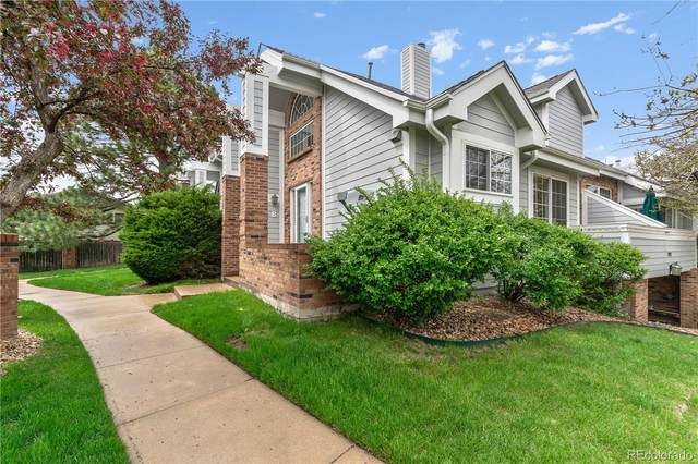 3971 S Carson Street B, Aurora, CO 80014 (#4886427) :: Stephanie Fryncko | Keller Williams Integrity