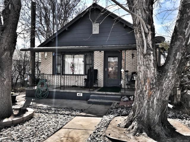 417 E 6th Street, Walsenburg, CO 81089 (#4886450) :: The Pete Cook Home Group