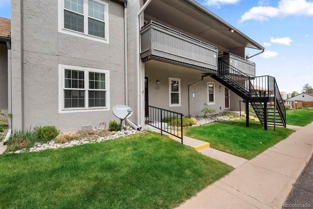 2301 E Fremont Avenue Y02, Centennial, CO 80122 (#4886500) :: The Griffith Home Team
