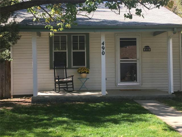 490 Kattell Street, Erie, CO 80516 (MLS #4887132) :: 8z Real Estate