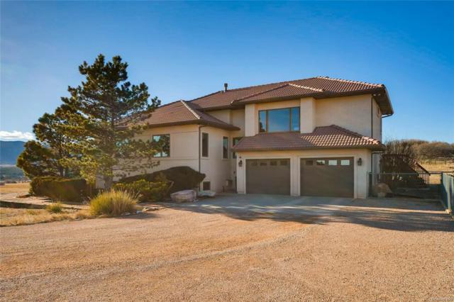 14905 Crooked Spur Lane, Colorado Springs, CO 80921 (#4887174) :: The Umphress Group