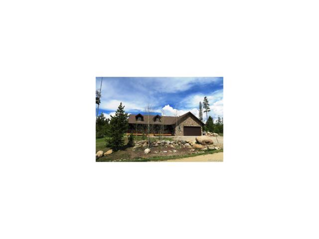 488 County Road 4571 Aka Trail Ridge, Grand Lake, CO 80447 (#4887269) :: The Peak Properties Group