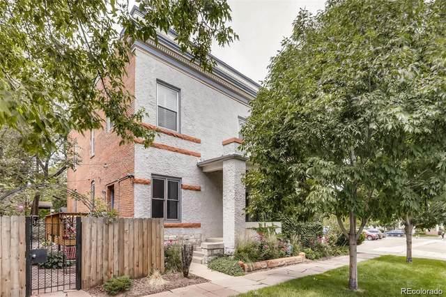 814 24th Street #1, Denver, CO 80205 (MLS #4887320) :: Find Colorado