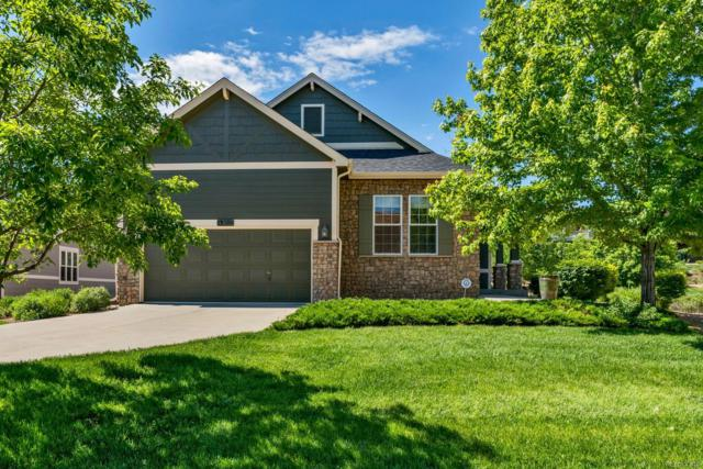 13904 W 87th Lane, Arvada, CO 80005 (#4887525) :: The DeGrood Team