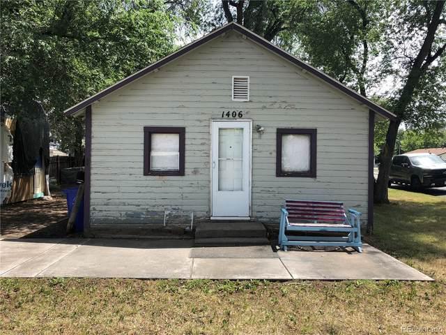 1406 E 5th Street, Loveland, CO 80537 (MLS #4887653) :: Bliss Realty Group