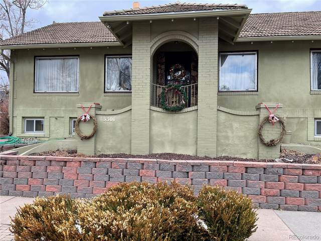 5301 E 23rd Avenue, Denver, CO 80207 (#4888475) :: Venterra Real Estate LLC