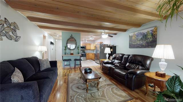 715 S Clinton Street 2A, Denver, CO 80247 (#4888583) :: Wisdom Real Estate