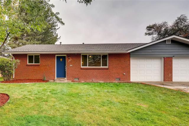 4705 Garland Street, Wheat Ridge, CO 80033 (#4888732) :: The Peak Properties Group