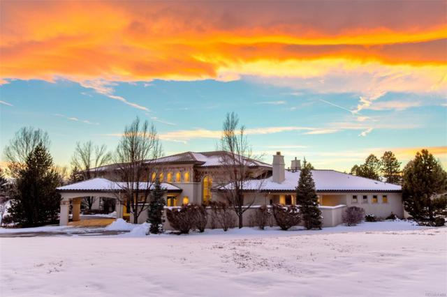 5711 E Stanford Drive, Cherry Hills Village, CO 80111 (MLS #4888969) :: Kittle Real Estate
