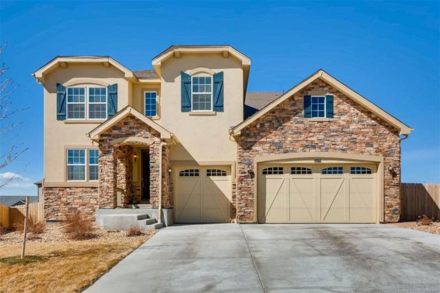 5911 S Jamestown Way, Aurora, CO 80016 (#4889650) :: The Pete Cook Home Group