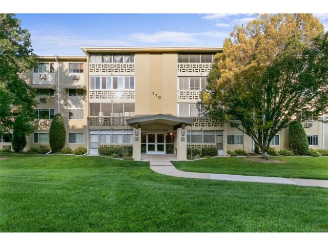 710 S Alton Way 10A, Denver, CO 80247 (MLS #4889972) :: 8z Real Estate