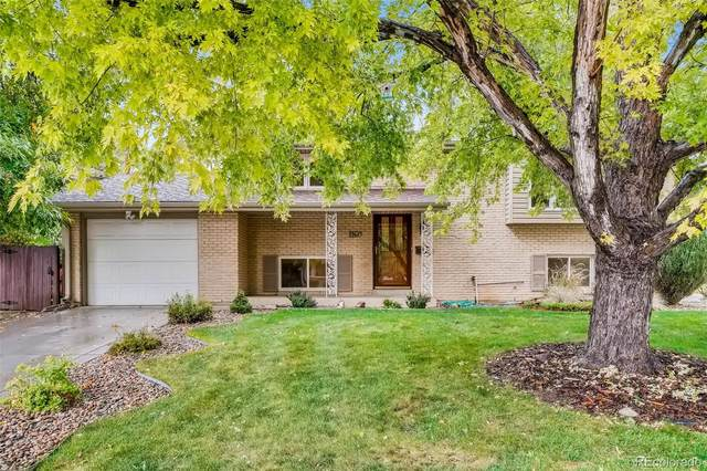 1160 S Butler Way, Lakewood, CO 80232 (#4890487) :: iHomes Colorado