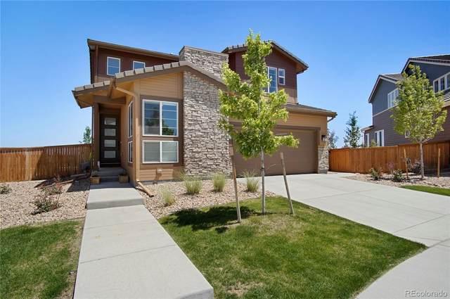 10993 Big Stone Circle, Parker, CO 80134 (MLS #4890679) :: 8z Real Estate