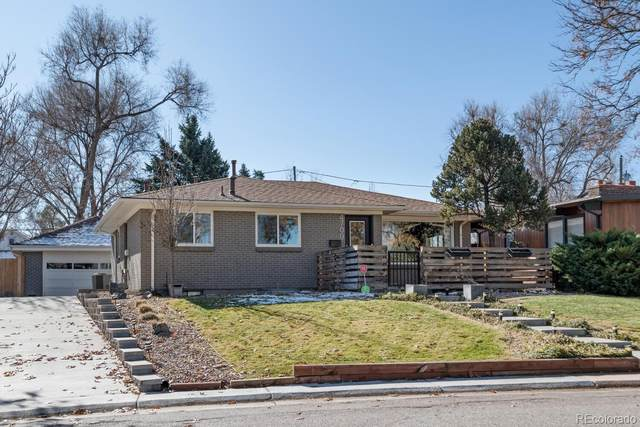 4700 E Idaho Place, Denver, CO 80222 (MLS #4890688) :: 8z Real Estate