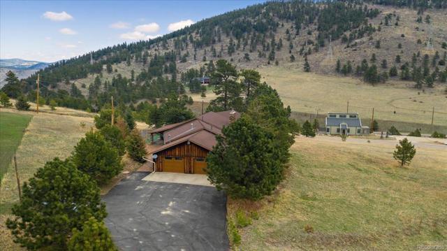 277 Hyland Drive, Evergreen, CO 80439 (#4890706) :: House Hunters Colorado