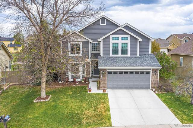 5900 S Rock Creek Drive, Castle Rock, CO 80109 (#4890728) :: Mile High Luxury Real Estate