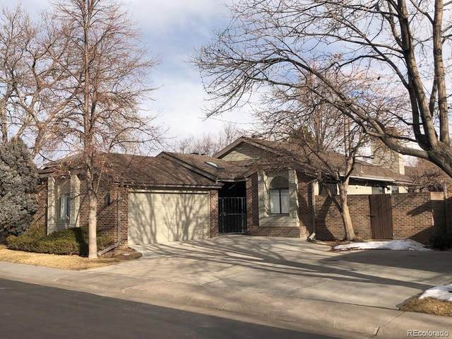 3333 E Florida Avenue #32, Denver, CO 80210 (#4890952) :: Berkshire Hathaway HomeServices Innovative Real Estate