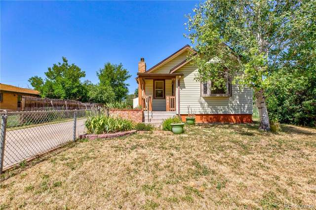 801 Fenton Street, Lakewood, CO 80214 (#4891165) :: The Healey Group