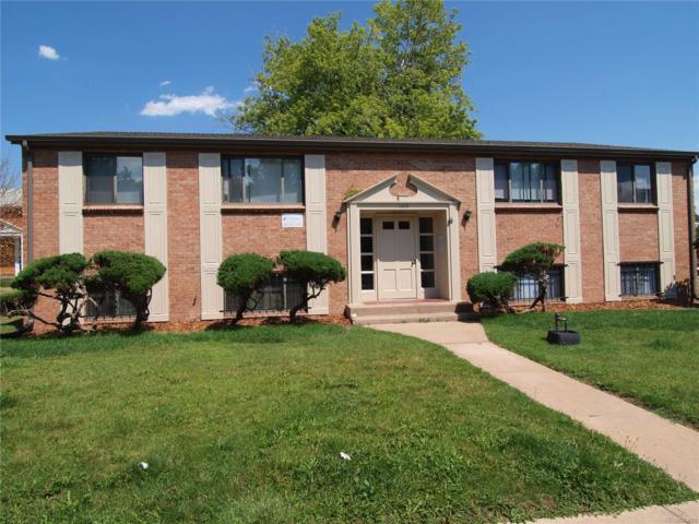 1410 S Ash Street, Denver, CO 80222 (MLS #4891389) :: 8z Real Estate