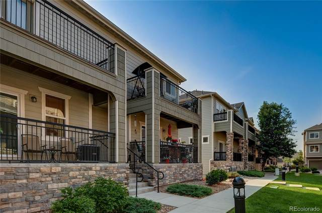 11250 Florence Street 17A, Commerce City, CO 80640 (#4891458) :: Kimberly Austin Properties
